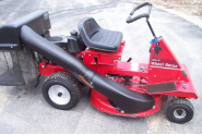 any type of riding mower big or small