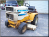 Quick and easy removal of your unwanted lawn equipment click here to contact us