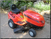 almost any model of riding mower quailifies for free removal in any condition